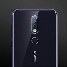 HD Back Camera Lens Tempered Glass Protective Film For Nokia 7.1 6.1 5.1 3.1 Plus Screen Protector for Nokia 8 sirocco 7 Plus все цены