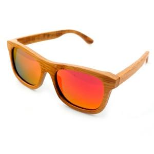 Image 3 - BOBO BIRD VINTAGE แว่นตากันแดดไม้ไผ่ Handmade Polarized แฟชั่นแว่นตากีฬาแว่นตาไม้กล่อง