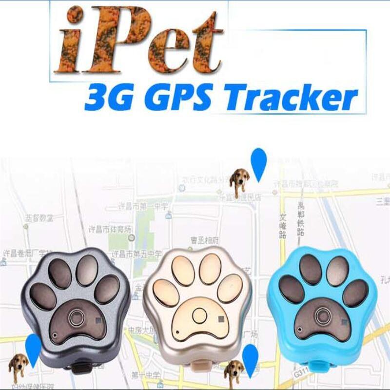 Pet Mini GPS 3G GPS tracker dog collar pet gps tracker Wifi Geo Fence GPS Dogs Cats with Smart Led Lights