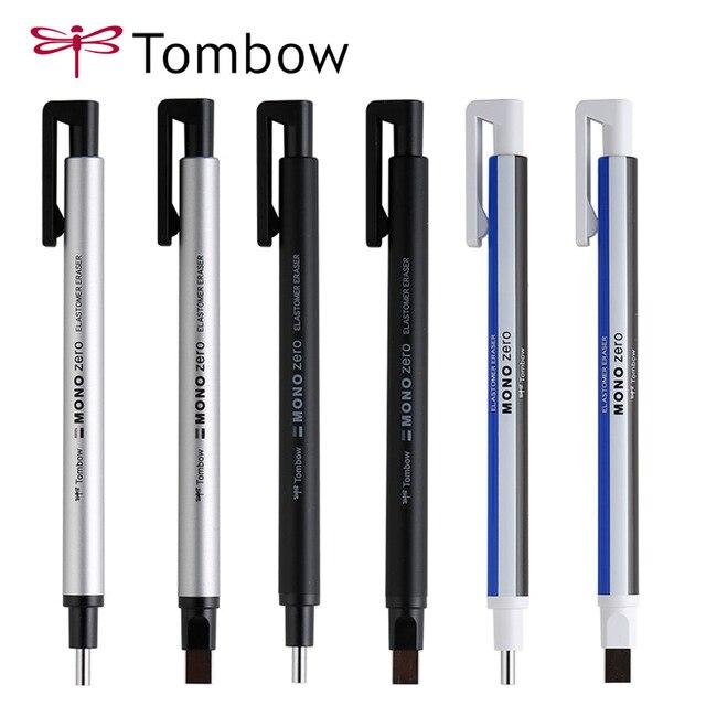 TOMBOW моно нулевой ластик механический ластик тщательная подсветка многоразовая Ручка Форма резиновый пресс тип школьные канцелярские прин...