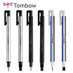 TOMBOW моно Zero ластик механический ластик тщательно выделяя многоразовая Ручка Форма резиновый Пресс Тип школьные принадлежности