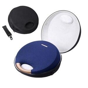 Image 5 - Eva étui de voyage rigide pour Harman Kardon Onyx Studio 5 haut parleur sans fil Bluetooth mallette de rangement antichoc petit sac pour accessoire