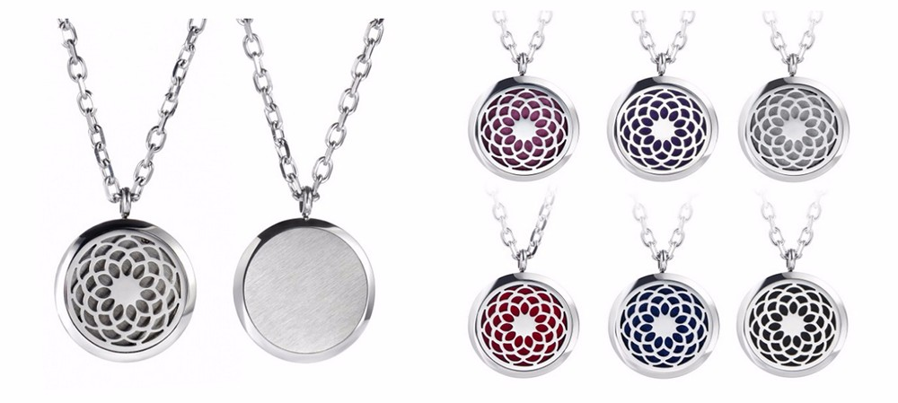 essential Oil Lockets