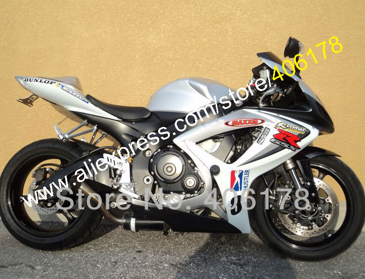 Hot Sales,Aftermarket For SUZUKI GSXR 600 750 K6 06 07 GSXR750 GSXR600 GSX-R600 GSX-R750 2006 2007 Fairings (Injection molding)
