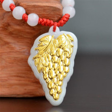 Hetian Jade Pendant Top Quality Women Men Jade Pendants Necklace Natural  For Gift Necklaces Jewelry цена 2017