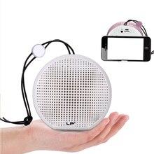 Портативный Mini Bluetooth Динамик Mobile Smart Беспроводной Саундбар стороны стерео MP3-плееры Радио FM USB TF AUX для телефона Xiaomi