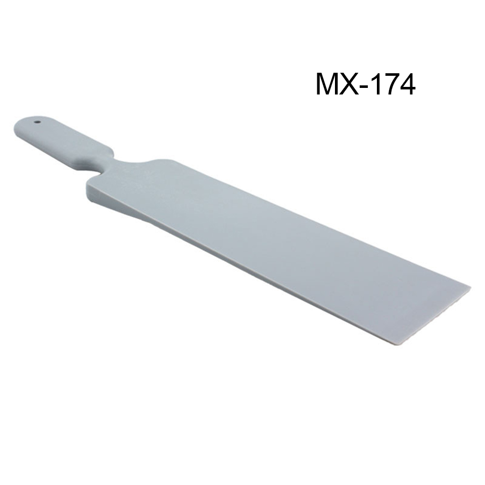 High Quality Window Tint Tool 39*7.5cm Imp0rted Window Tinting Squeegee Silver For Front And Rear Windscreen Tinting Mx 174