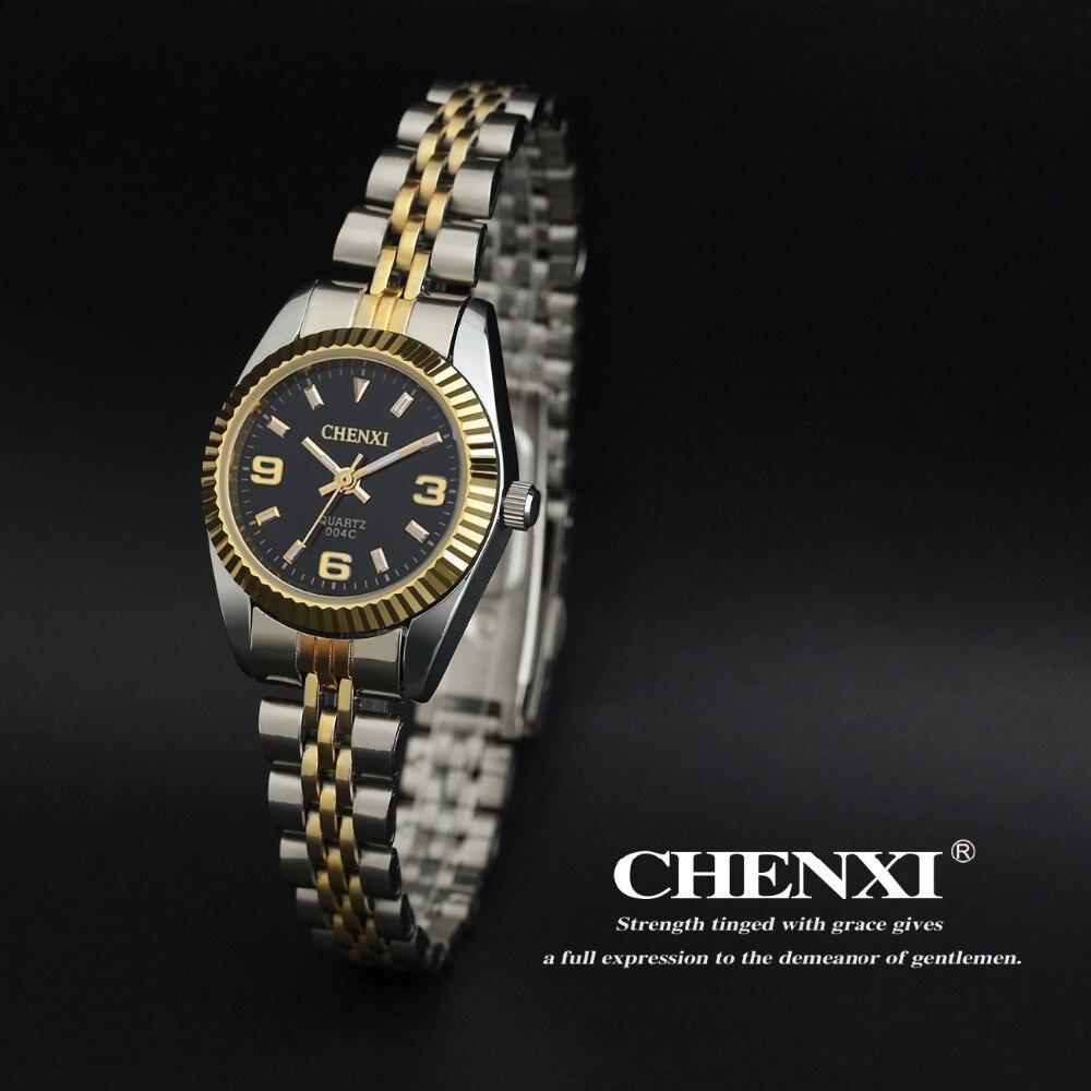 Top Brand Lovers' Couples Quartz Men Watch Women Valentine Gift Clock Watches Ladies 30m Waterproof Wristwatches Diamond Watch