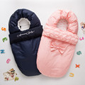 2016 winter baby sleeping bag for stroller thicken cotton envelope sleep bag baby girls sleepsacks bolsa infantil menina
