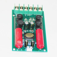 1pcs Amplifier Kit Audio AMP 12 Volt HIFI Amplificador Automotivo Digital TA2024 Amplifier Board Module 2x15W