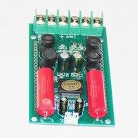 1pcs Amplifier Kit Audio AMP 12 Volt HIFI Amplificador Automotivo Digital TA2024 Amplifier Board Module 2x15W