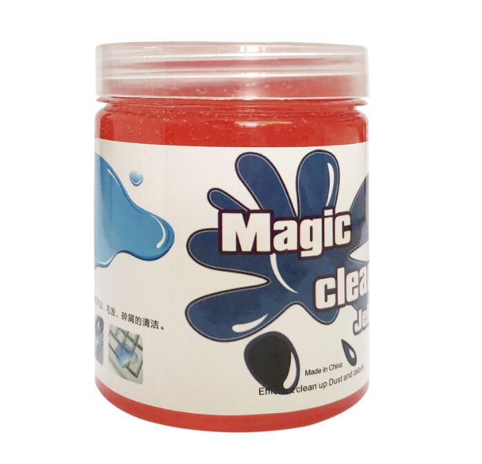 High-Tech Magic Dust Cleaner Compound Super Clean Environmentally friendly silicone For Phone Laptop Pc Keyboard image