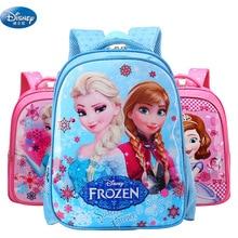 4d2812766bd Mickey Minnie Mouse plush Backpacks Disney frozen elsa anna Snow Queen  Princess cars kids Spiderman School