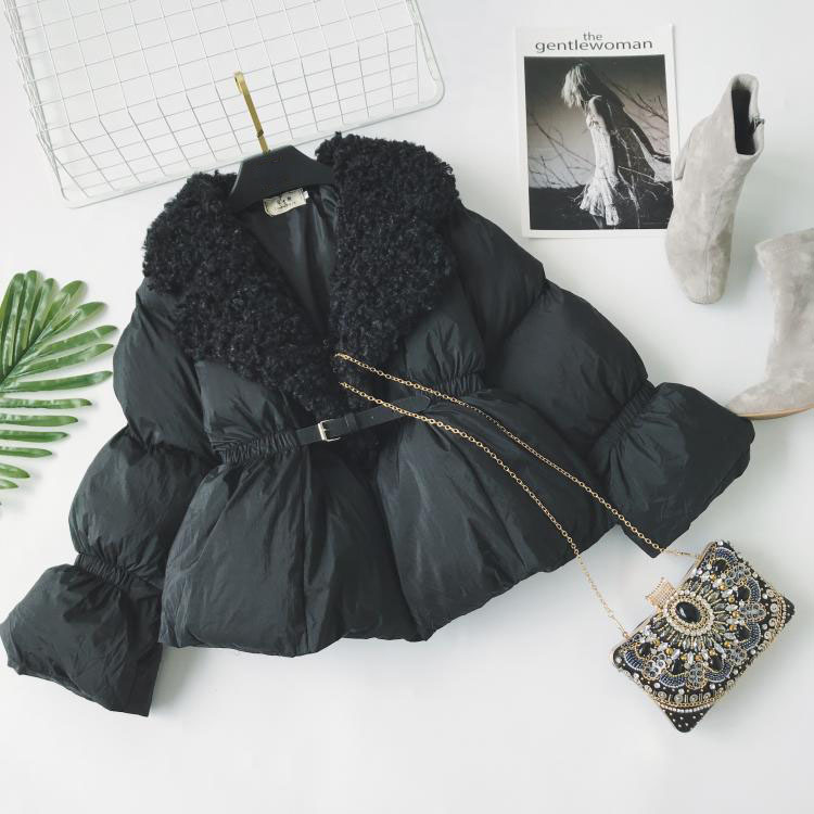 2017 Women Winter Coats Jackets Thick Warm Outerwear Loose Casual Oversized High Quality Winter Quilt Short Coat Manteau