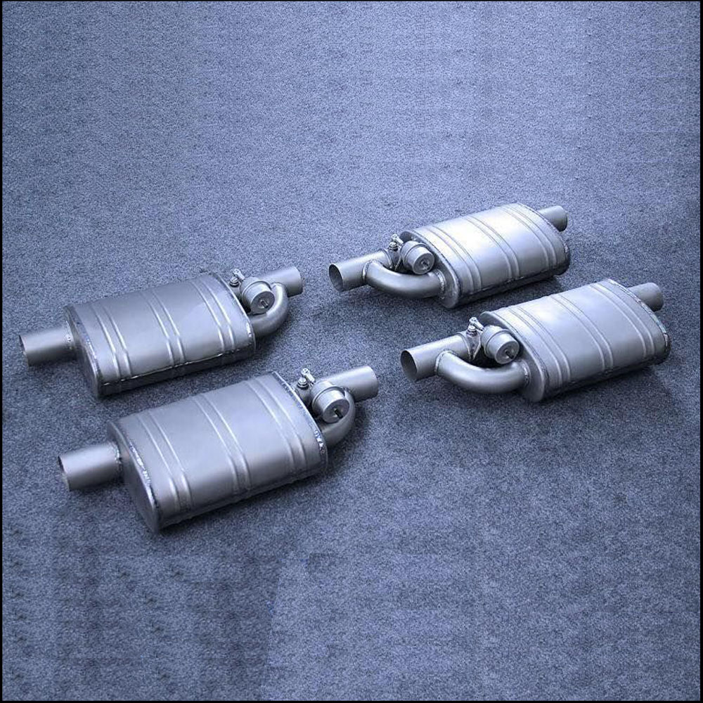 1 pièces système d'échappement titanium legering soupape de découpe d'échappement électrique avec interrupteur de commande à distance électronique silencieux tuyau d'échappement