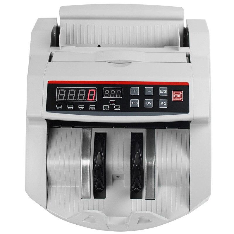 Fast máquina de caixa banknote Bill contando