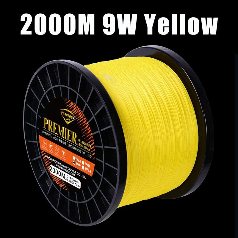 2000M-9W-Yellow