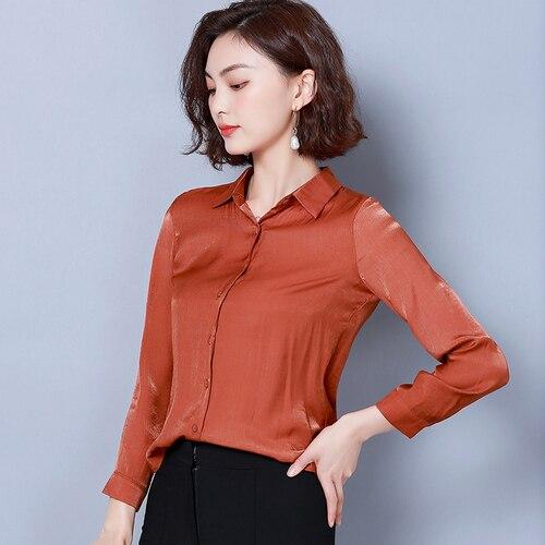 I62257 nouveauté 2019 mode taille libre OL chemise