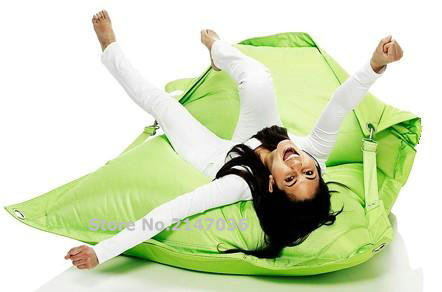 Fashion Sofa Soccar Football Game sit side Bean Bag Chair Portable Outdoor Garden Sofa Living Room