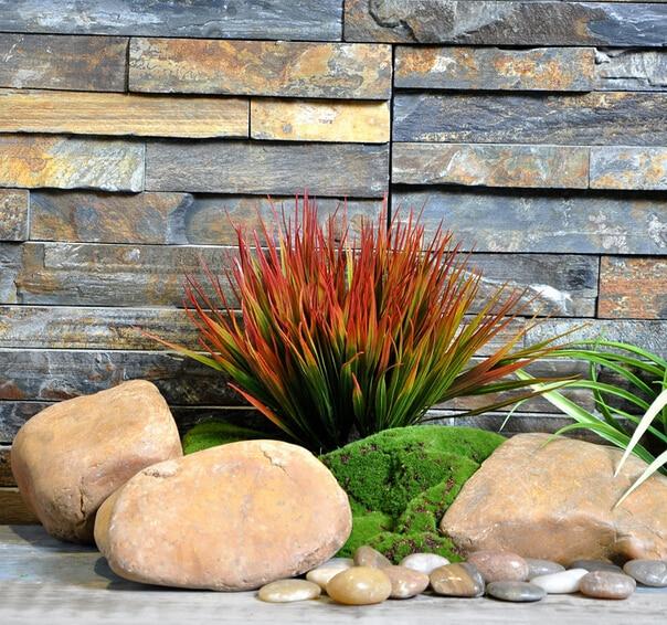 Home Garden Plants Spring Spray Grass Artificial Plants for Home Wedding decorations MA2169