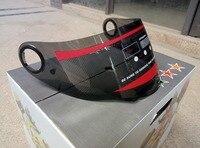 Malushen Motorcycle Full Face Helmet VISOR For MALUSHEN Or MALUSHUN Brand PC Material Wear Resistant Lens