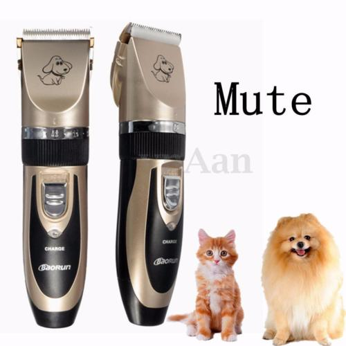 Hot Sale Professional Grooming Kit  Pet Cat Dog Hair Trimmer Razor Electrical Clipper Shaver Set Haircut Machine professional nail clipper and file set for pet dog