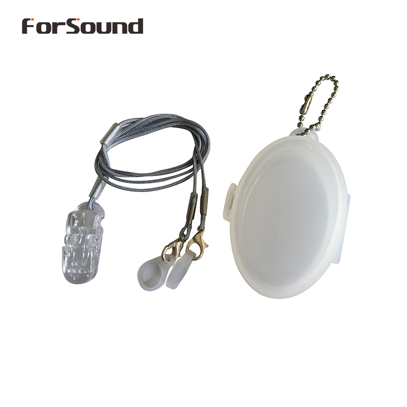 Hearing Aid BTE Clip Otoclip Prevent the Loss of Hearing Aids