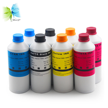Winnerjet 8 bottle Water transfer printing ink sublimation for Epson 7450 9450 7400 9400 inkjet printer t shirt heat press