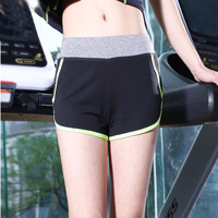 Women Yoga Sports Fitness Game Tight Pants Stretch Pants Leggings Yoga Gym Shorts