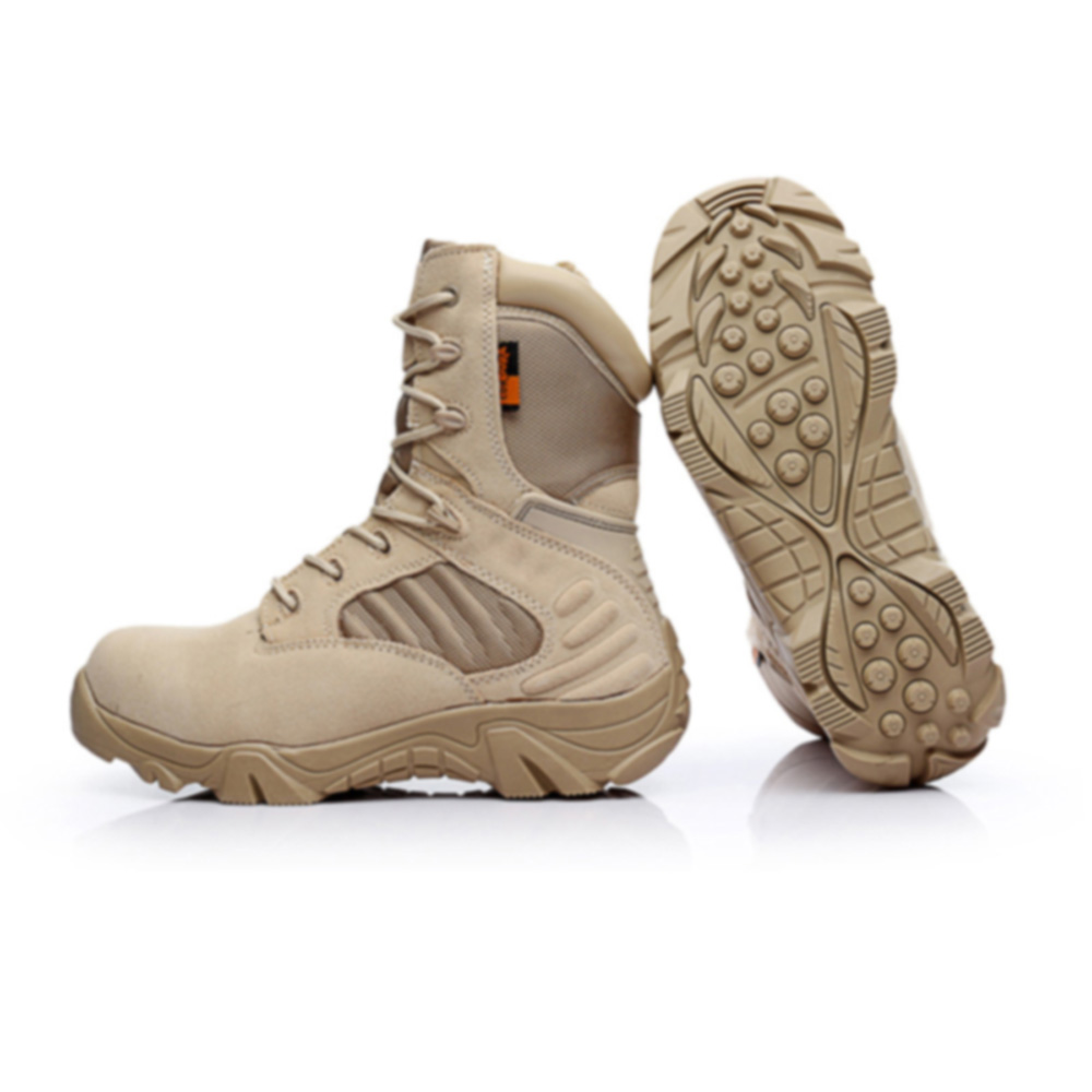 Safety Shoes Wome Men Military Boots Quality Special Force Tactical Desert Combat Ankle Boats Army Work Shoes Cowhide Snow Boots homass winter autumn men military boots quality special force tactical combat ankle boats army work shoes flock safety boots