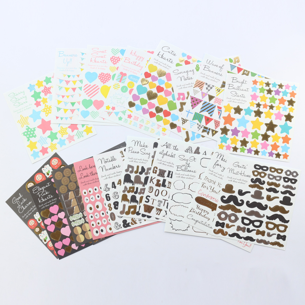 photo about Diy Daily Planner known as US $3.12 7% OFFClic scholar paper decoration sticker for everyday planner notebooks,lovely attractive Do-it-yourself craft doing work sbook sticker for youngster-within