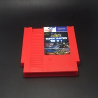 Top 72 Pins 8 Bit Game Cartridge 30 In 1 With Game Earthbound Final Fantasy 1