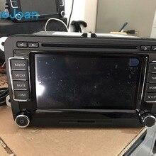 3CD 035 682 автомобильный навигатор RNS510 радио светодиодный дисплей модули для V W Golf Passat Skoda RNS510 RNS 510 dvd-плеер
