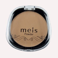 MEIS Brand Cosmetics Professional Makeup Face Powder Face Concealer Makeup Foundation Powder Pressed Powder Soft Smile MSP028