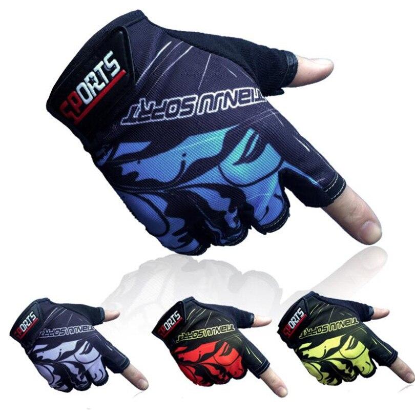 Men Women Bike Mountain Cycling Tactical Glove Summer Bicycle Gym Sports Gloves Half Finger Anti Slip MTB Ciclismo Glove G081