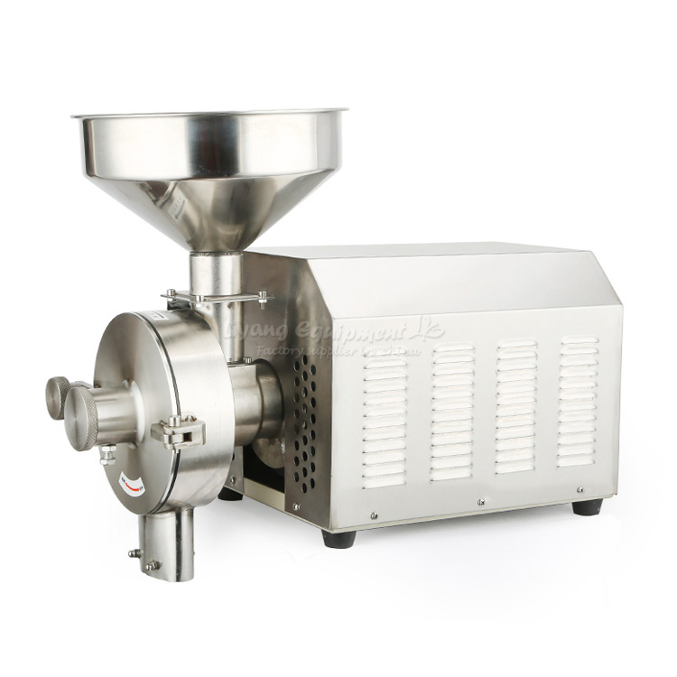 LYM-101 High efficiency commercial Grain Grinder stainless steel grinding machine for spices/corn/soybean 2800w grinding machice subramanyam thupalle credit risk efficiency in indian commercial banking