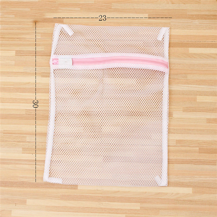 Premium Laundry Mesh Lingerie Bag Size 23*30cm Polyester Coarse-Mesh Washing Bag Delicates Laundry Bag Protects Clothes Washing