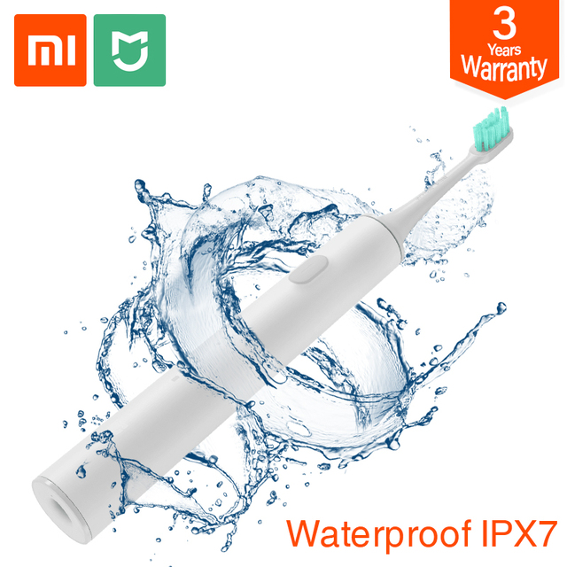 xiaomi mijia smart sonic electric toothbrush ultrasonic whitening