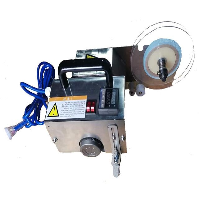 Heat Transfer Machine Woodworking Portable Seamless Stitching Transfer Film Edge Banding Equipment Hot Stamping Machine HST-1