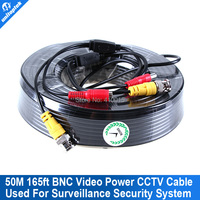 50M VIDEO POWER CCTV CABLE FOR SURVEILLANCE CCTV CAMERAS From Amay86