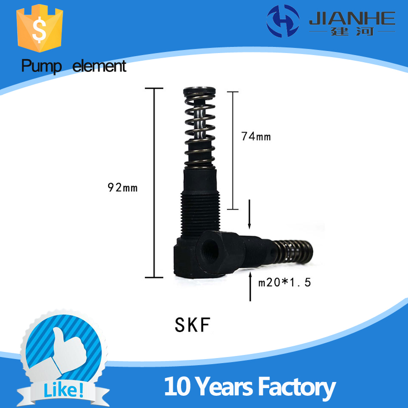 SKF Plunger Pump Element Assembly is sturdy construction, impeccable performance and long operational life стационарный разъёмный корпус nsk uct205 skf