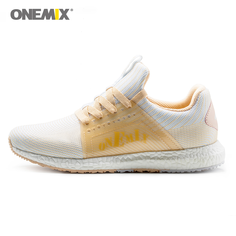 Onemix Running Shoes for men Breathable Mesh women Sports Sneakers for autumn/winter Outdoor Sneakers for Walking Trekking Shoes onemix air men running shoes nice trends run breathable mesh sport shoes for boy jogging shoes outdoor walking sneakers orange