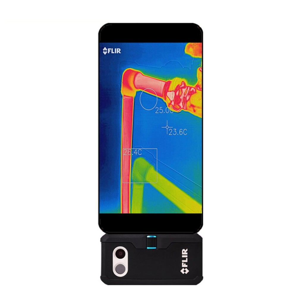 New Thermal Imaging Camera infrared imager Night vision FLIR ONE PRO Gen 3 Use for iphone