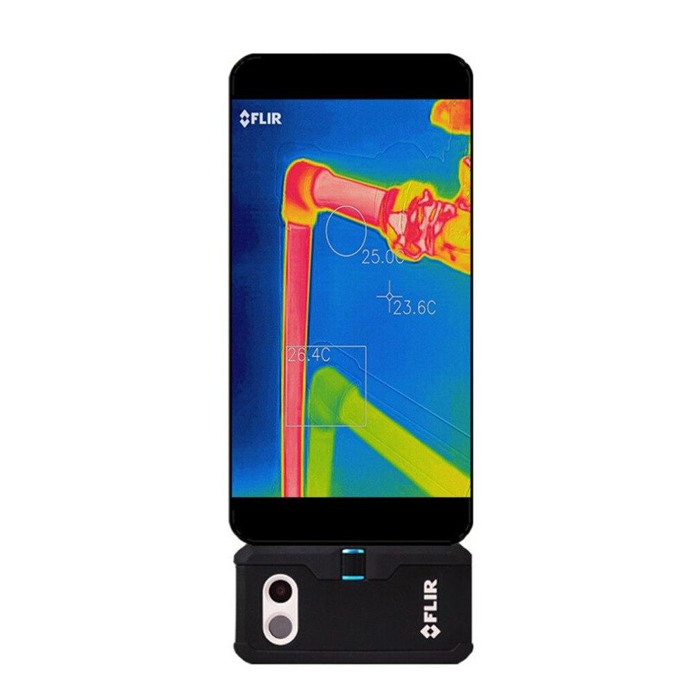 Nouvelle caméra d'imagerie thermique imageur infrarouge vision nocturne FLIR ONE PRO Gen 3 utilisation pour iphone ipad iOS ou Android ou livraison directe de type-c
