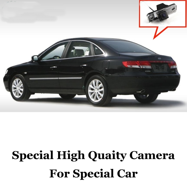 Car Camera For Hyundai Azera / Grandeur TG 2005~2011 High Quality Rear View Back Up Camera For Fans Use | RCA
