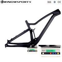 2018 Carbon горный велосипед XC 29er горный велосипед с полной подвеской Frameset 29 рама для горного велосипеда карбоновая рама для велосипеда дорога р