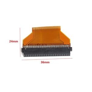 """Image 5 - Sabit disk adaptör fiş 40 pinli ZIF 50 Pin 50 Pin CF dönüştürücü Toshiba HDD için 1.8 """"40pin ZIF HDD SSD to Toshiba CF 50pin adapter2019"""