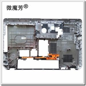Image 2 - חדש עבור HP לקנאה M6 M6 1000 עבור ביתן M6 M6 1000 מחשב נייד תחתון מקרה בסיס כיסוי סדרת החלפת 707886  001 AP0U9000100
