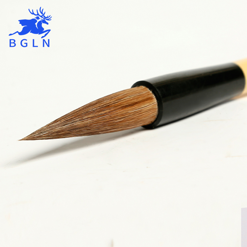 Piece multiple hair calligraphy brush pen chinese