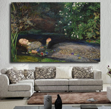 Hamlett 描いたリビングルームのための壁の写真キャンバスプリントシーンの Philia HDARTISAN